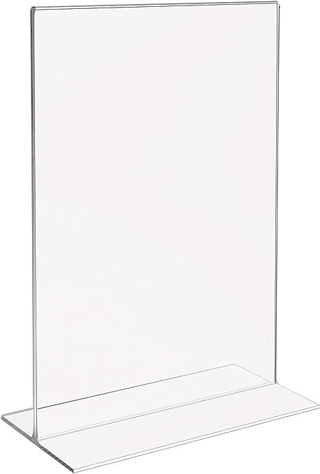Portadepliant A6 in Acrilico 10,5x14,8cm