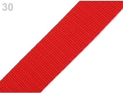 30mm Polypropylene Webbing in 10 Meter Length for Bag or Straps