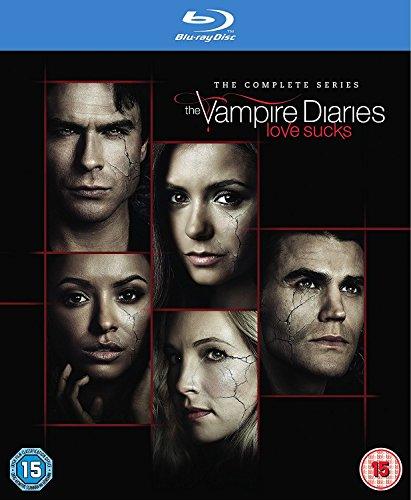 (Vampire Diaries - Season 1-8 [Blu-ray] [2017] [Region Free])