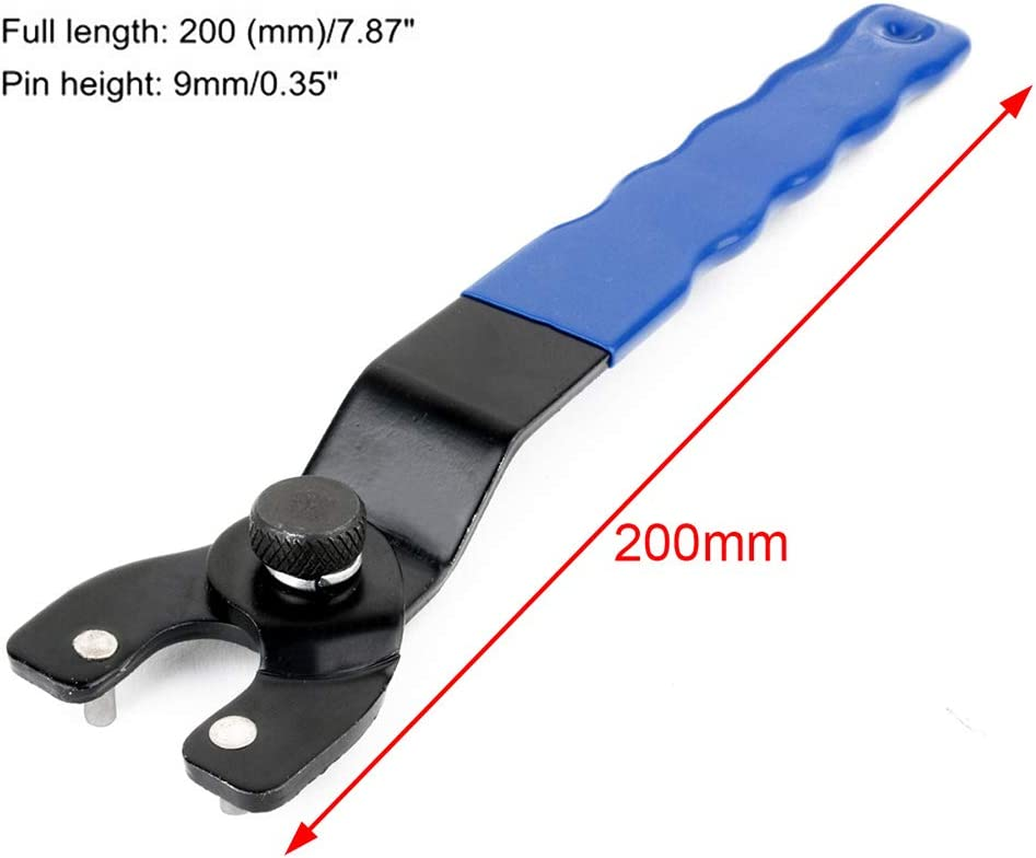 Blue Spot 3810 Adjustable Grinder Pin Wrench Spanner