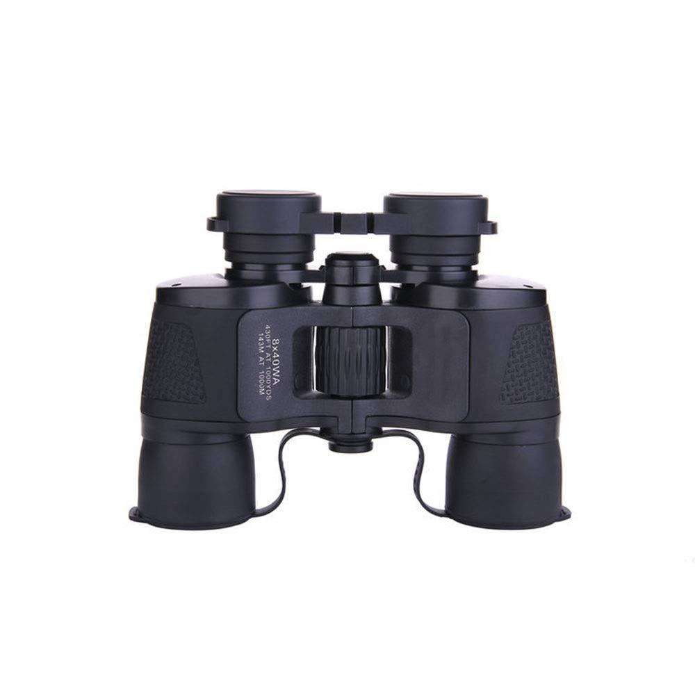 ZGQA-GQA Night Vision Binoculars HD HD Large Objectives Waterproof Black Multi Coating BAK4 Paul Prism is Suitable for Hunting Fishing Bird Watching Black. for Adult by ZGQA-GQA