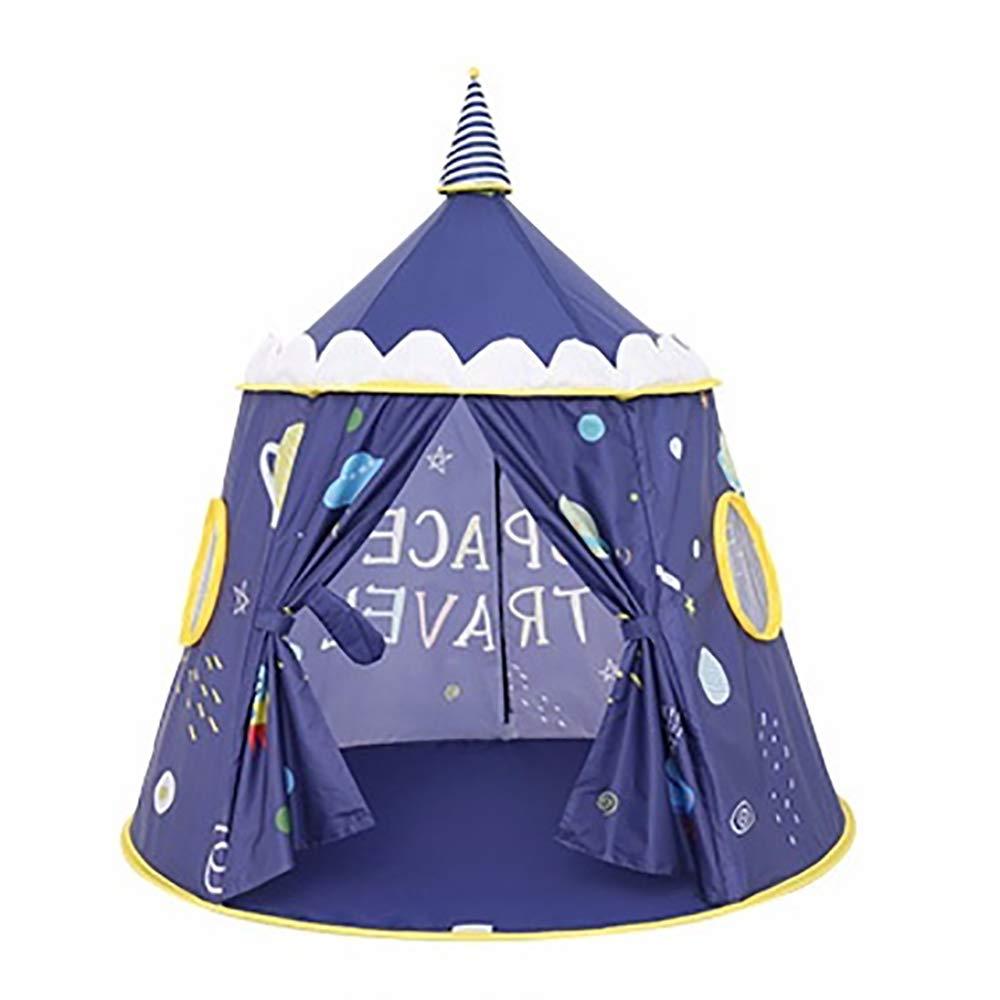 子供ポップアッププレイテントデザインされた女の子玩具プレイテント/プレイハウス屋内と屋外のプレイハウス用 110*125CM 110*125CM blue B07RKWWL9N blue B07RKWWL9N, 谷口楽器:9de63ca3 --- number-directory.top