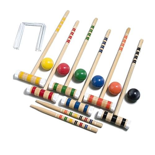 Deluxe Croquet Set by Gamecraft