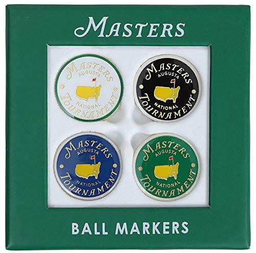 Authentic Masters 2019 ボールマーカー詰め合わせセット   B07QDFMVLH