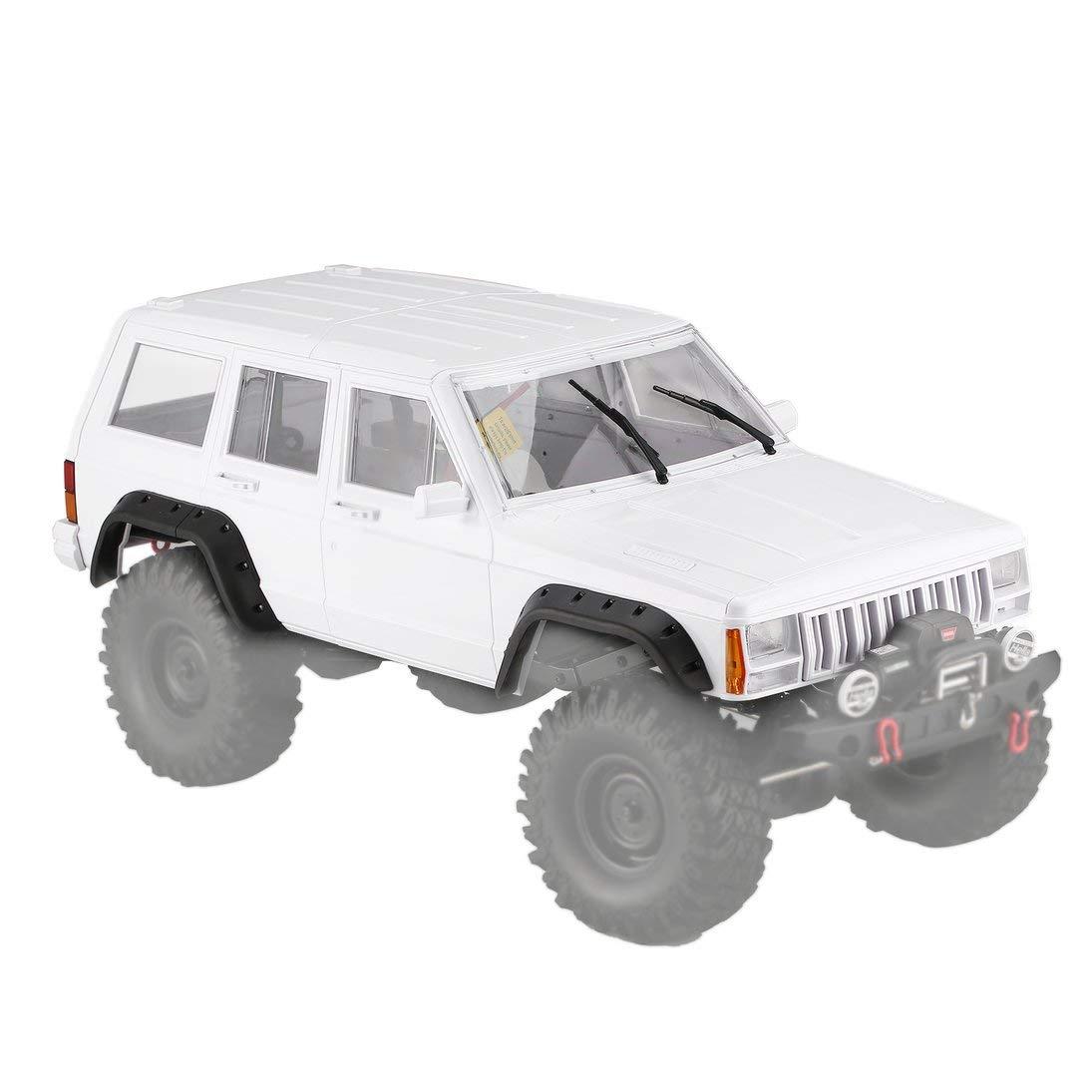 toma Barato ToGames-ES AX-313 12.3inch 12.3inch 12.3inch / 313mm Car Body Shell Kit de Bricolaje para SCX10 RC4WD Rastreador RC axial  varios tamaños