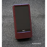 Dignis Fiio X7 Leather Case 5 Color - Burgundy