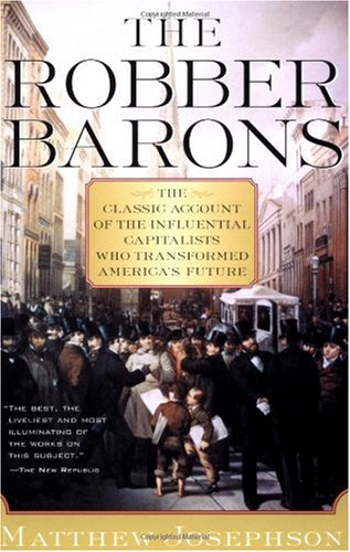 The Robber Barons (Harvest Book)