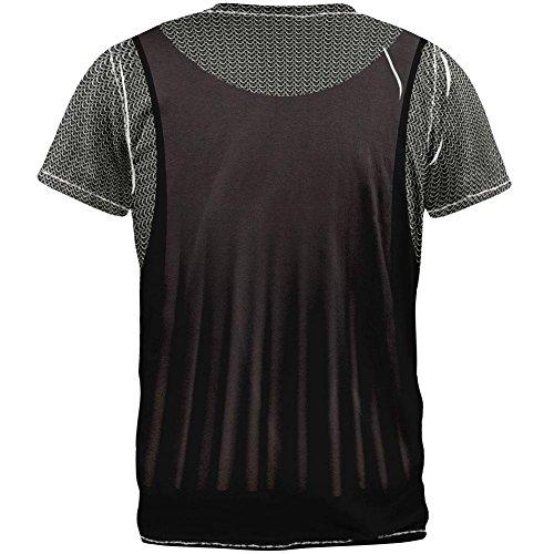Old Glory Herren T-Shirt Mehrfarbig Schwarz / Weiß