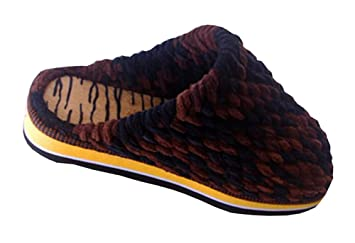East Majik Pantuflas Chino Zapatillas Tradicionales en Lana de Invierno Pantuflas Calientes: Amazon.es: Deportes y aire libre