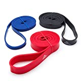 Black Mountain Products Strength Loop Resistance Exercise Band (Combo)