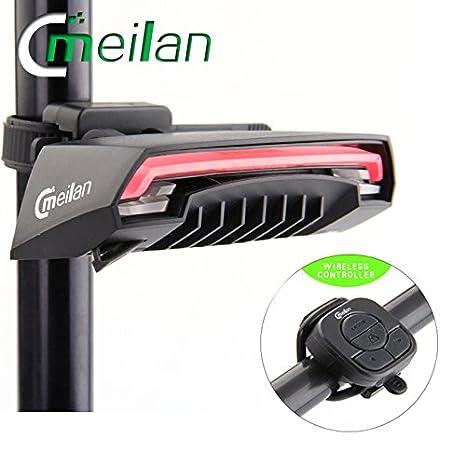 Buy Generic Meilan X5 Smart Bike Light Wireless Control