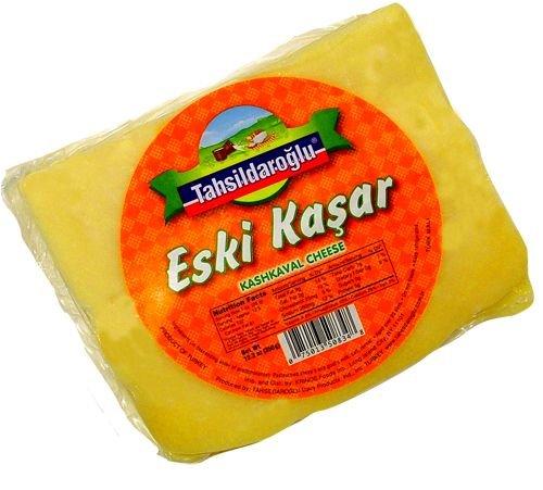 Kashkaval Cheese - 12.3oz