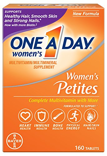 One Womens Petite Multivitamins Count