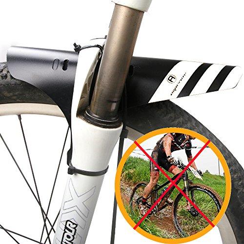 Mountain Bike Fender Mud Guard for Front and Rear MTB MudGuard ProRuck Bike MudGuard