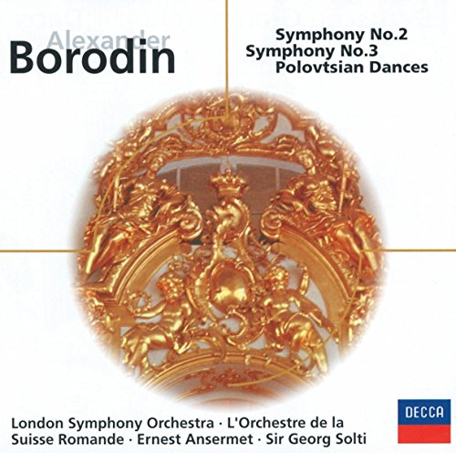 Borodin: Symphonies Nos. 2 & 3; Polovtsian Dances/Prince Igor Overture