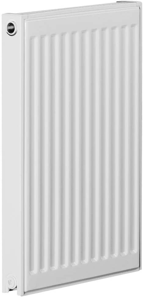Greenedhouse 500mm Single Panel Type 11 Central Heating Compact Convector Radiator White All Lengths Prorad by Stelrad 1600mm