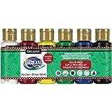 Decoart DASK431 Chtms6pc Americana Acrylic Paint VP Christmas 6pc, None