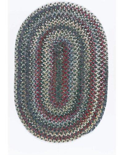 Chestnut Knoll CK67A015X015 Chestnut Knoll - Thyme Green Chair Pad - set 4