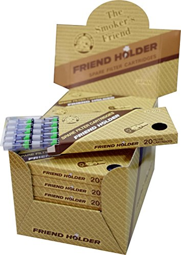 Friend Holder-Spare Filter Cartridge (24 Packs x 20)