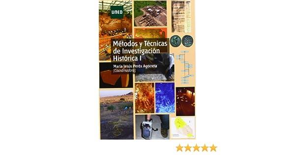 Métodos y técnicas de investigación histórica I GRADO: Amazon.es ...