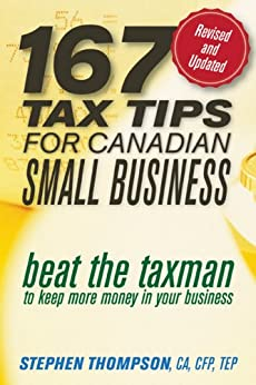 how to keep books for small business canada