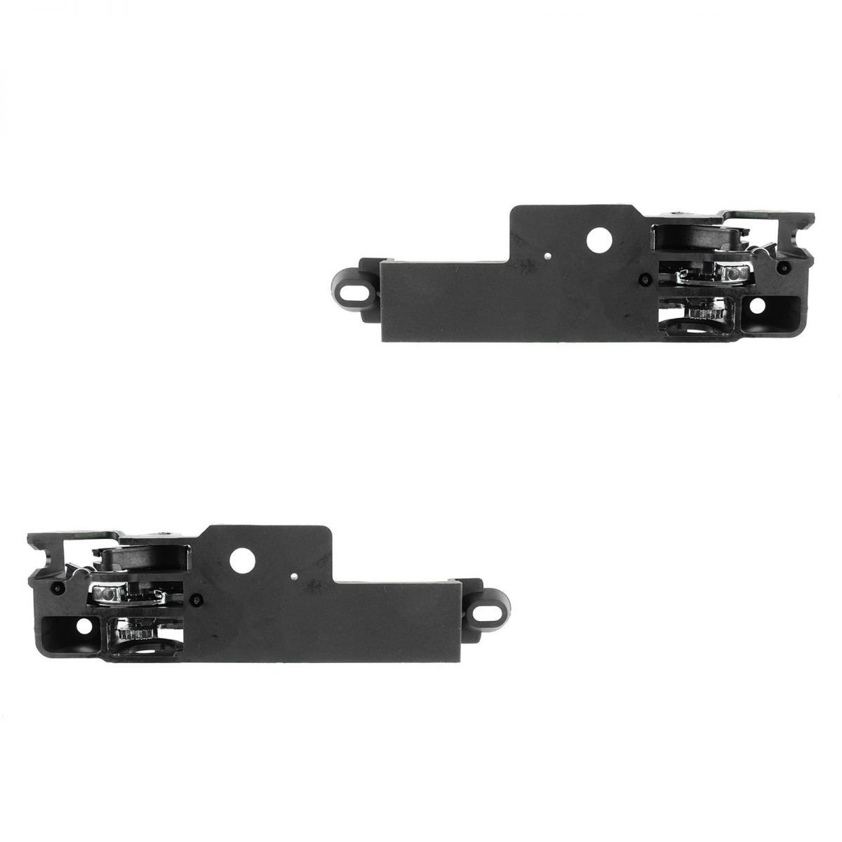 Ford Fusion 06-12 Front Inner Right and Left Hand Side Door Handle Chrome Pair