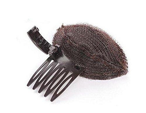 Charming Hair Styler Volume Bouffant Beehive Shaper Bumpits Bump Foam Hair Styler Clip Stick Comb Insert Tool Magic Hair Base Comb Hair Accessories (Elastic Styler)