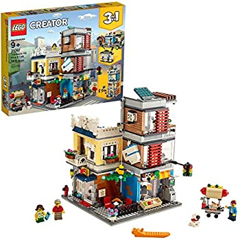 Amazon.com: LEGO Creator 3in1 Modular Skate House 31081 ...