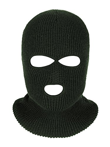 Satinior 3 Hole Knitted Balaclava Outdoor product image
