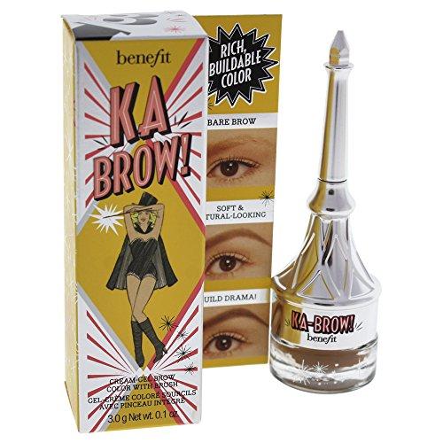 Benefit Ka-brow! Cream-gel, 03 Medium, 0.1 Ounce - 3 Color Gel