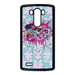 LG G3 Cell Phone Case Black Chocolate Rain JNR2139111