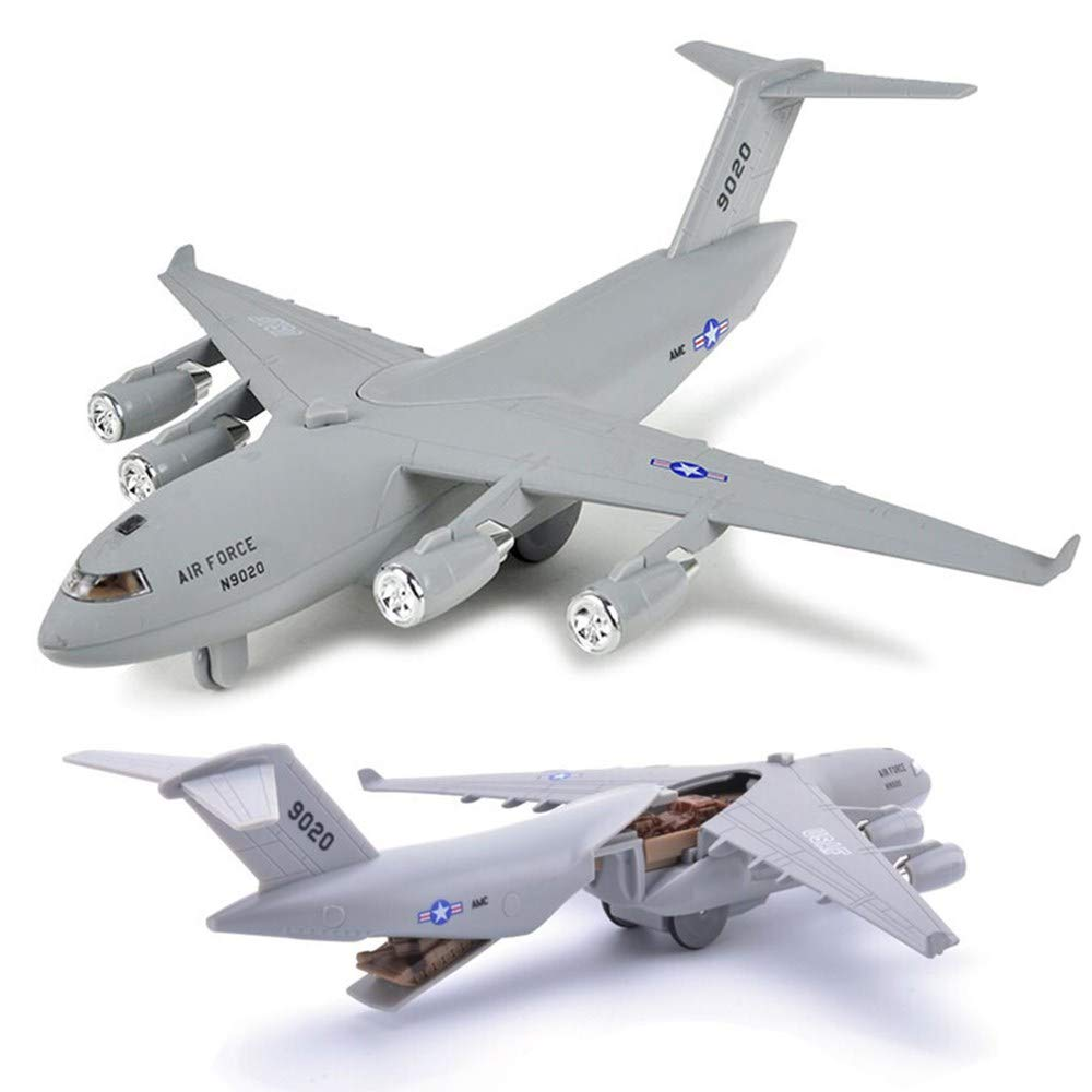 Toys & Hobbies Lifelike Warplane Kids Children Pull Back Airplane Aircraft Desk Toy Birthday Xmas Gift Military Model Toy