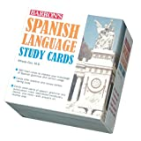 Spanish Language Study Cards, Alfredo Cox, 0764193872