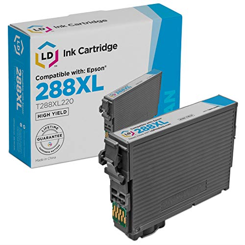 LD © Remanufactured Epson T288XL220 / T288220 / 288XL /