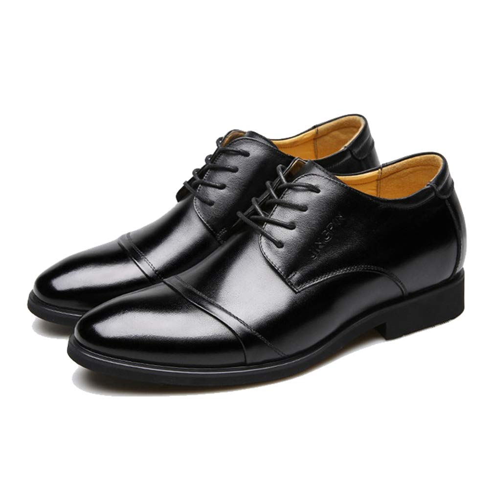 Mens Formal Shoes Pointed Toe Business Oxford Shoes