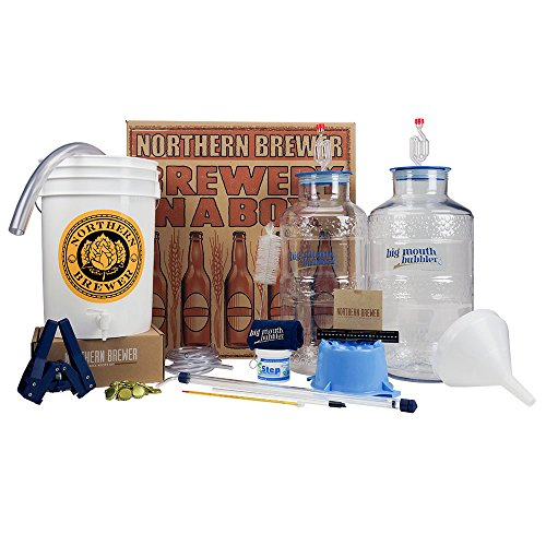 Bubbler Deluxe Brewing Starter Recipe