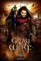 Gray Wolf: A legends of Ansu fantasy