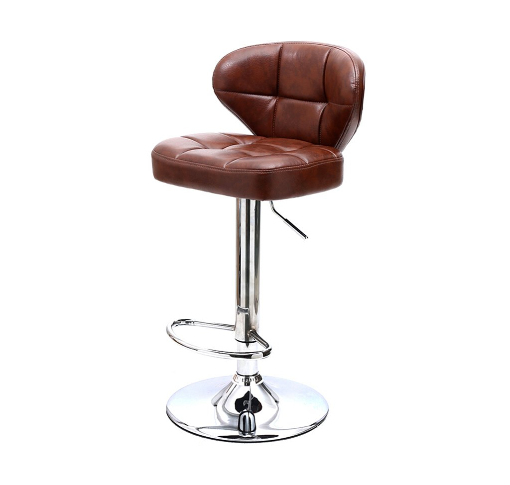 3 he yan Long Home Bar stools, Continental bar Chair High Chair Can Lift redating Chair Household Dining Chair Adjustable Height with armrests Stool (color    6)