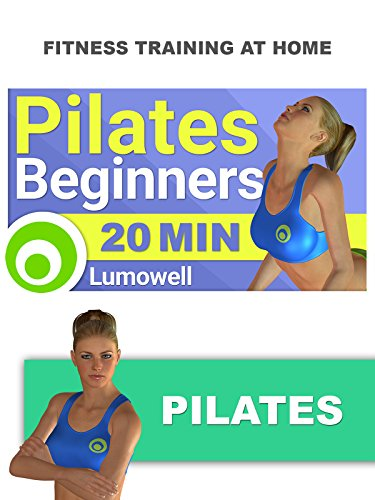 Pilates Workout for Beginners to get a Slim and Toned Body - 20 Minutes]()