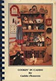 img - for Cookin' in Caddo by Caddo Pioneers book / textbook / text book