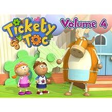 Tickety Toc, Season 1, Volume 4