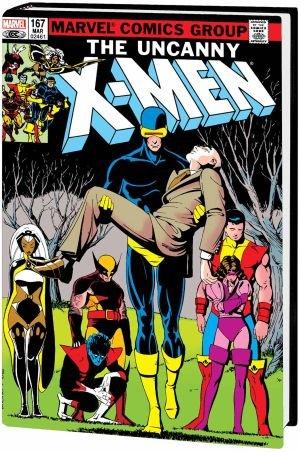 Uncanny X-Men Omnibus Vol 3 Variant ebook
