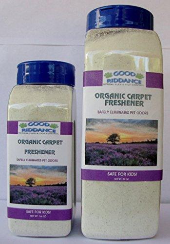 Organic Carpet Freshener