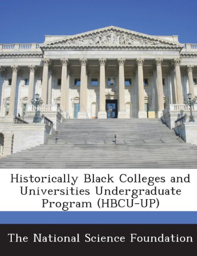 Search : Historically Black Colleges and Universities Undergraduate Program (HBCU-UP)