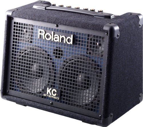 Roland KC-110 3-Channel 30-Watt Stereo Mixing Keyboard Amplifier by Roland