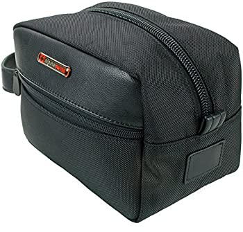 Alpine Swiss Hudson Overnight Toiletry Bag