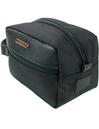 Hudson Travel Toiletry Bag Shaving Dopp Kit Case