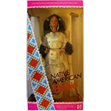 MATTEL Barbie Native American Doll, Special Edition