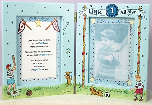 cute as a button picture frame - 5