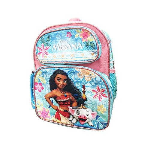 Disney Moana SMALL Backpack 12'' Brand New School backpack NEW! by MOANA